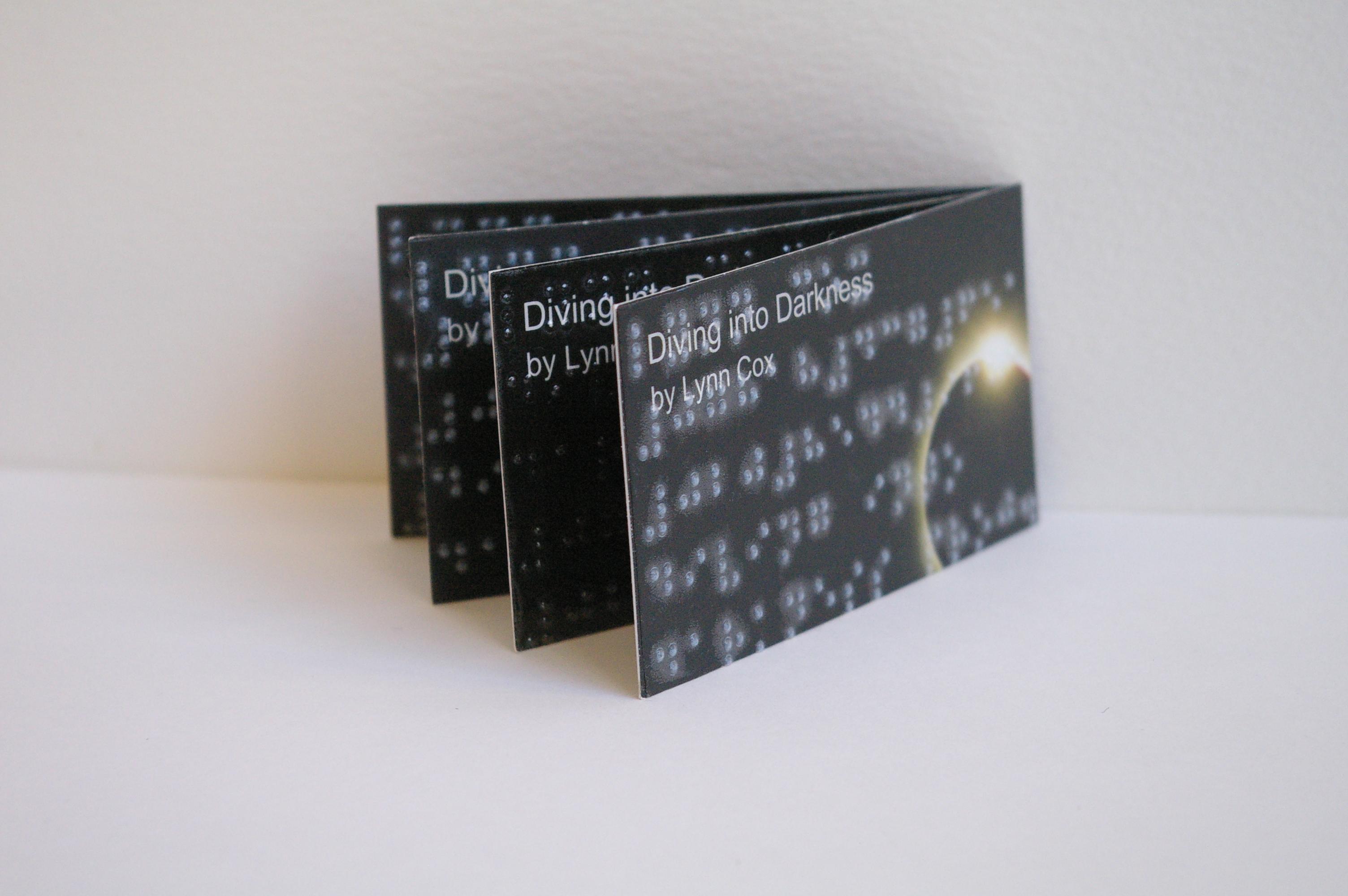 Braille Business Card Service: Design, Print & Attach – Arts ...